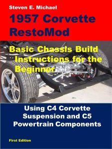 Book cover of 1957 Corvette RestoMod