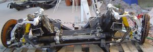 1996 C4 Corvette Grand Sport Front Suspension