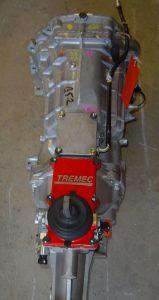 Magnum Tremec T56 transmission, 1957 Corvette RestoMod
