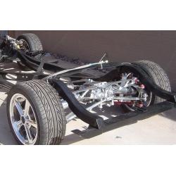 How to Polish C4 Corvette Suspension