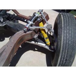 Restore C4 Corvette Front Suspension & Brakes